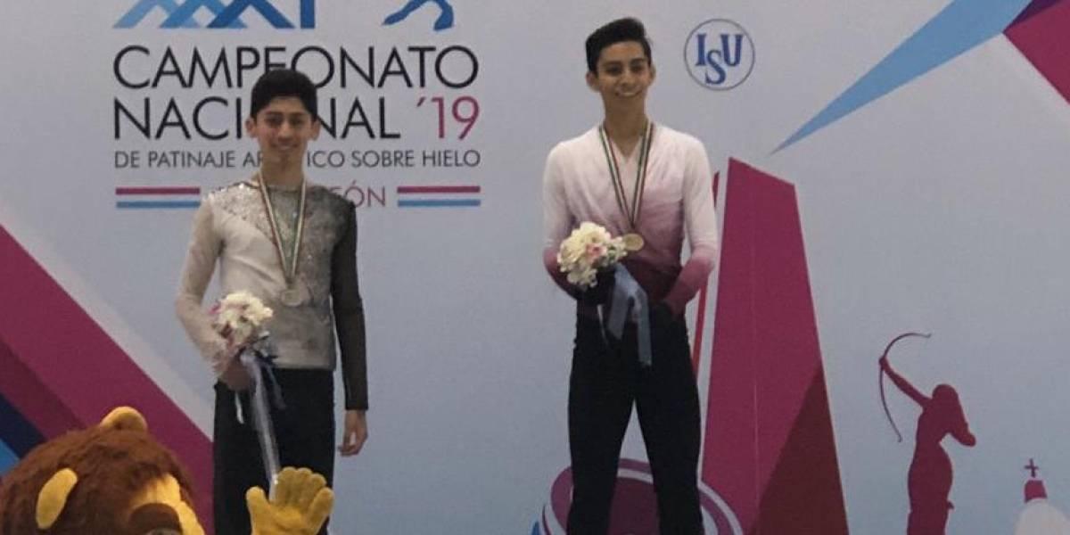 Patinador mexicano Donovan Carrillo rompe récord y califica al Mundial