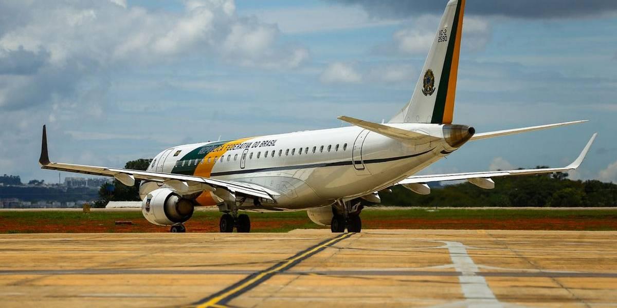 Aeronaves da FAB chegam neste sábado à meia-noite em Anápolis com brasileiros resgatados de Wuhan