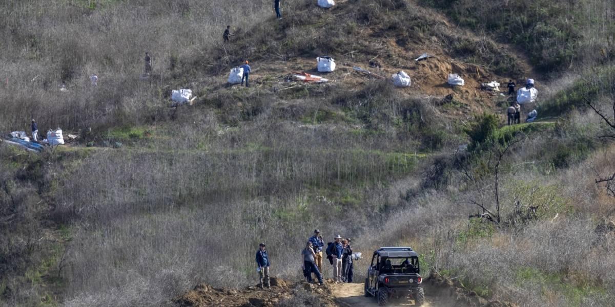 Helicóptero donde murió Kobe Bryant no presentó fallas mecánicas