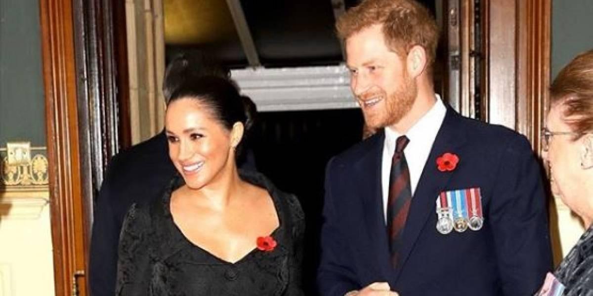 """""""Harry y Meghan hasta cocinan en Canadá"""" asegura la prensa estadounidense"""