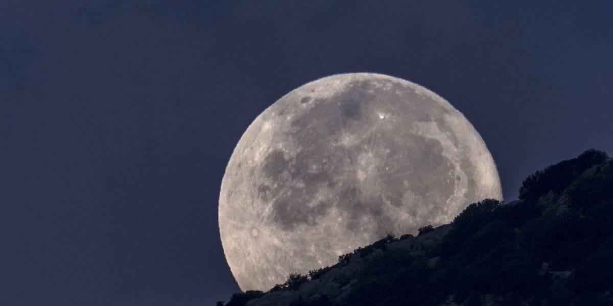 "Fin de semana de ""Luna de nieve"""
