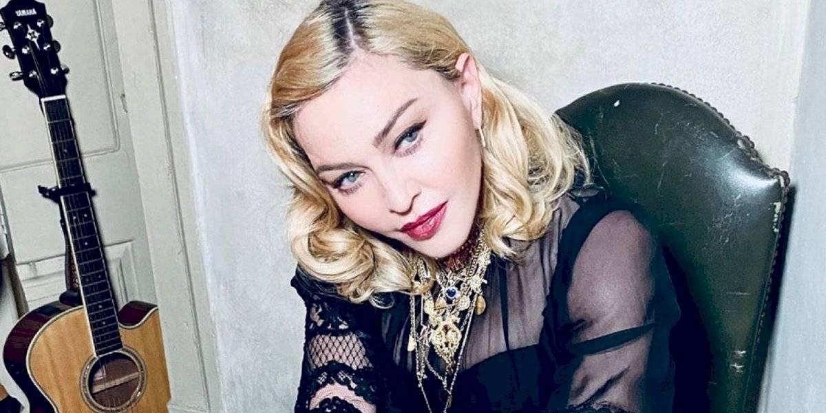Madonna escribirá y dirigirá película sobre su propia vida