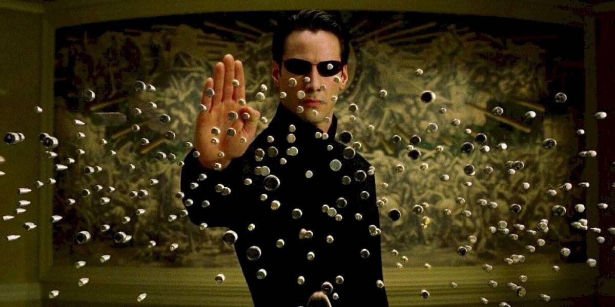 Matrix 4: se filtran imágenes de Keanu Reeves durante rodaje