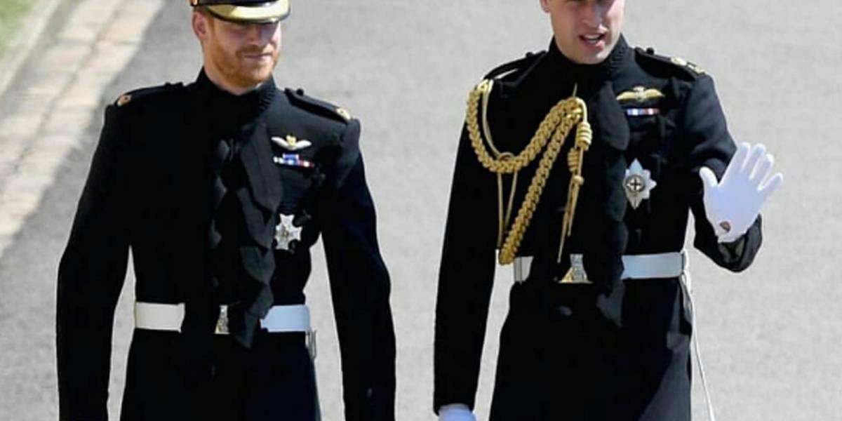 Príncipe Harry y William no tienen la mejor relación: Ambos han buscado limar asperezas