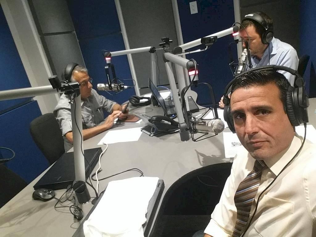 René Pedrosa, vocero del alcalde de Miami