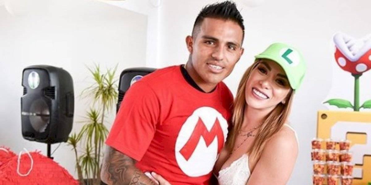 Esposa de Javier Cortés reporta el estado de salud del futbolista y sus hijos