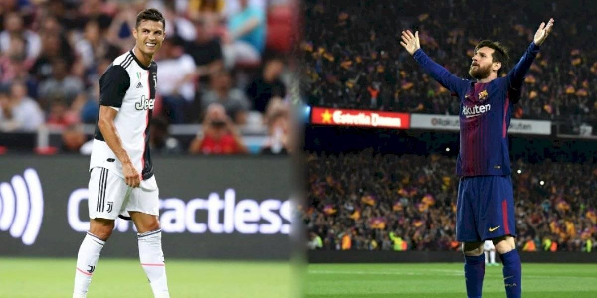 Messi cobra casi el doble que Cristiano y es el mejor pagado del mundo