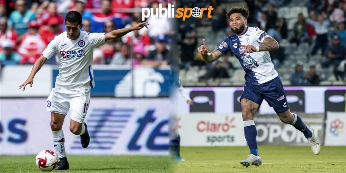 Cruz Azul vs Pachuca ¿Dónde y cuándo ver el partido?