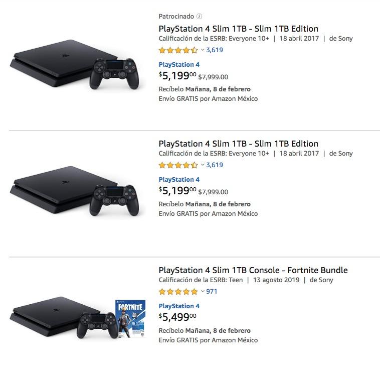 Xbox Nintendo PlayStation