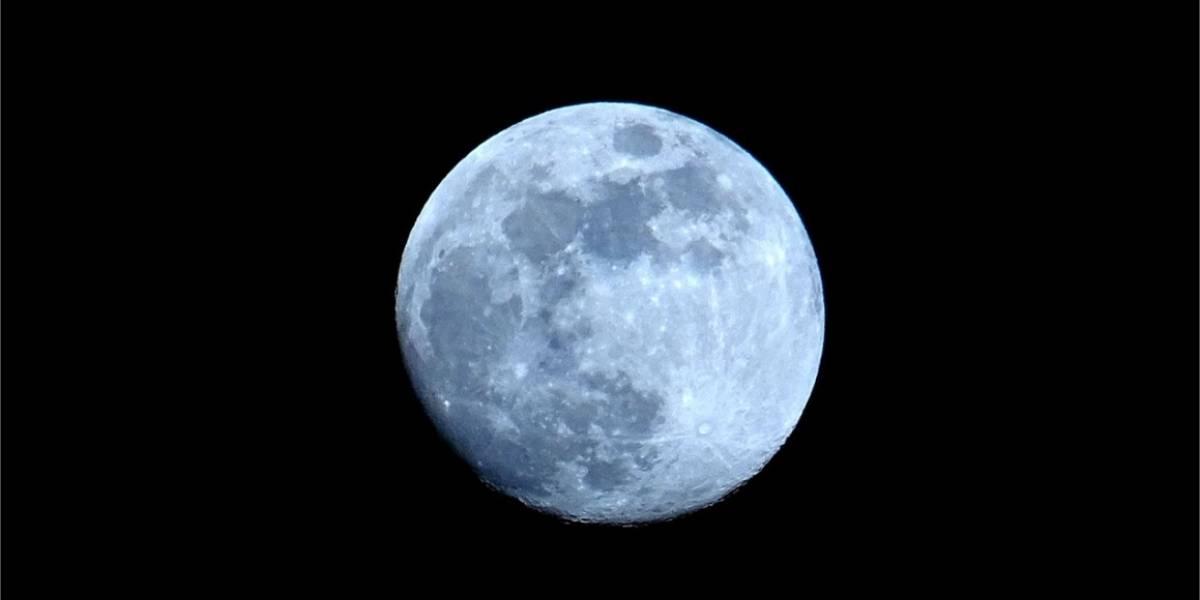 """Una """"superluna de nieve"""" podrá observarse en el cielo este fin de semana"""