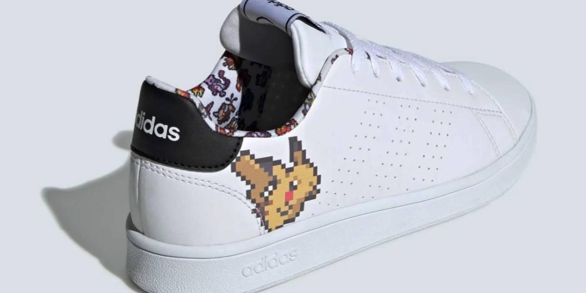 Pokémon: Llega la línea de calzado y ropa de Adidas a México