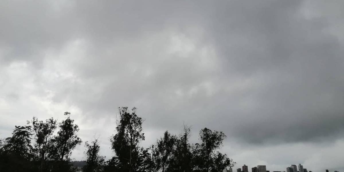 """8 de febrero: """"estallido"""" que se escuchó en el norte de Quito fue un relámpago"""