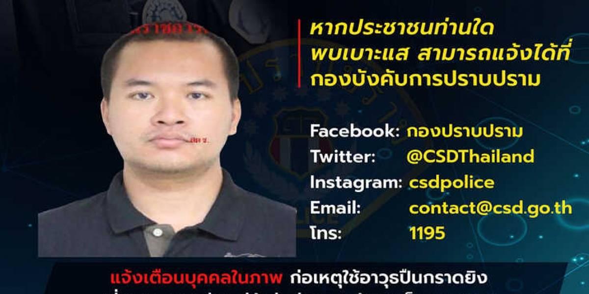 Policía tailandesa busca a soldado que dejó al menos 20 muertos en mall