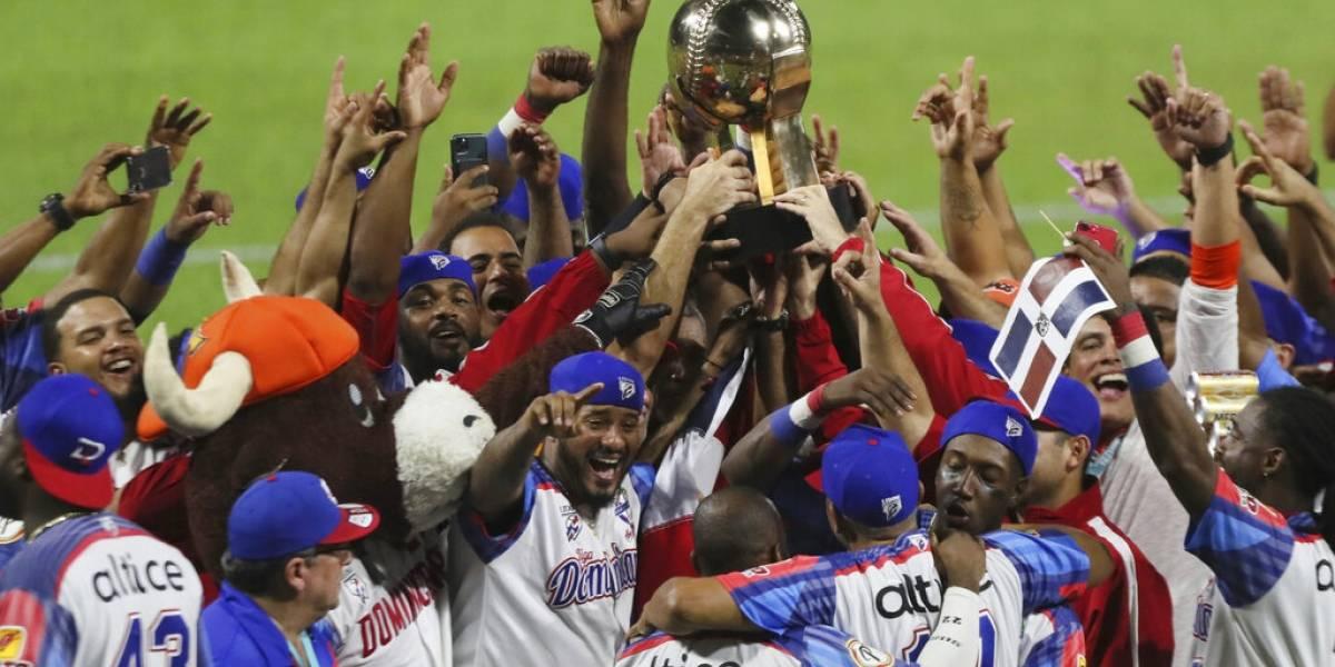 Dominicana vuelve a reinar en la Serie del Caribe