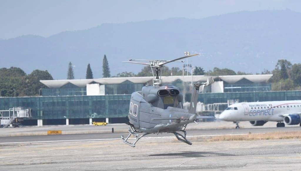 Atleta Gladys Téllez es trasladada hacia el Hospital Nacional de Escuintla. Omar Solís