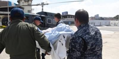 Atleta Gladys Téllez es trasladada hacia el Hospital Nacional de Escuintla