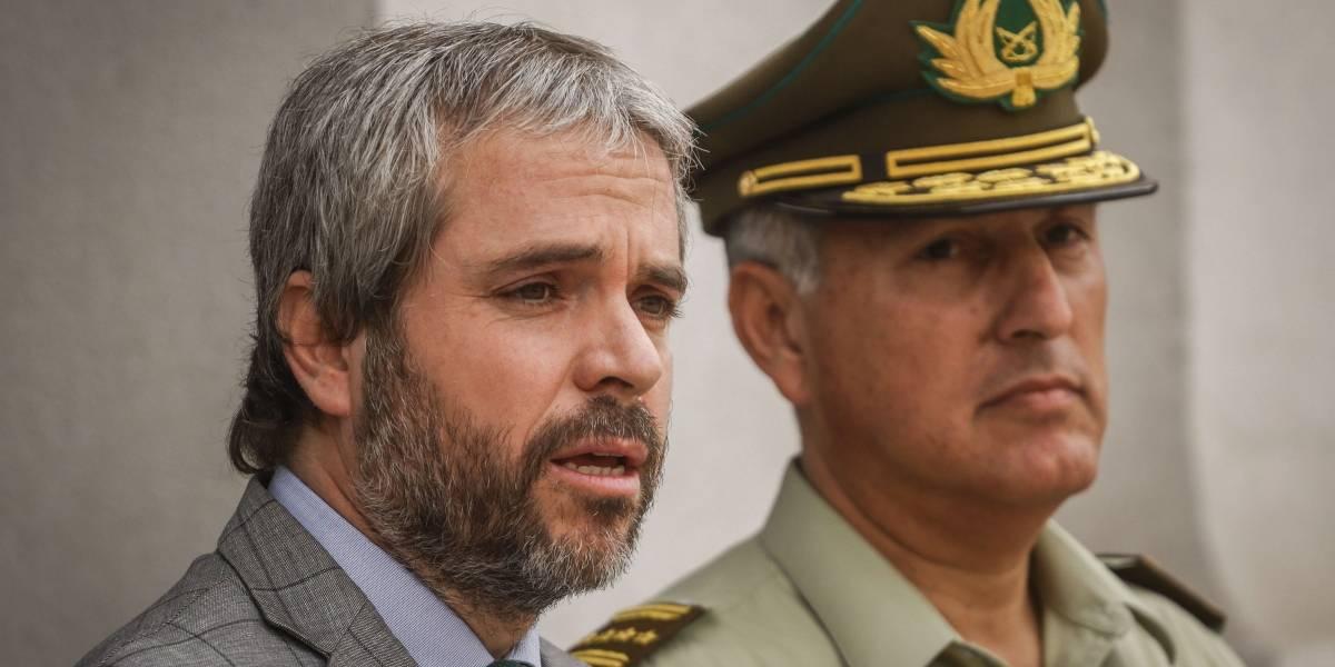 """Caso Jorge Mora: declaran inadmisible querella contra de Blumel y Rozas por responsabilidad en muerte de """"El Neco"""""""
