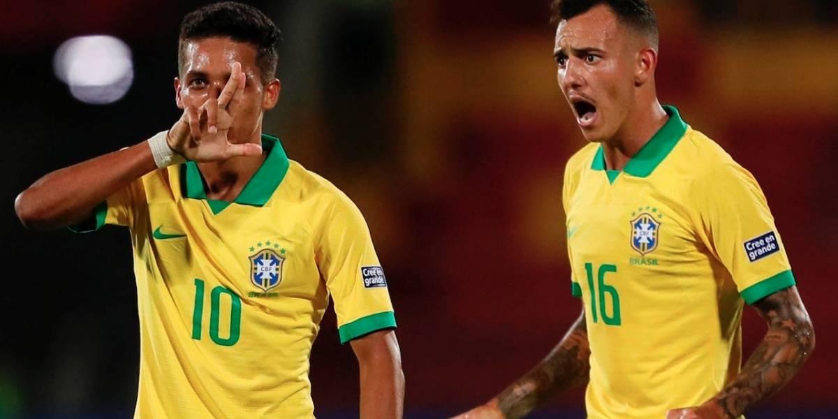 Argentina vs. Brasil: la Verdeamarela se juega la clasificación a los Olímpicos