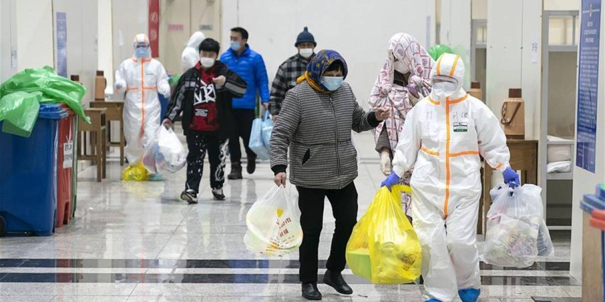 Videos: En Wuhan se producen arrestos y llevan por la fuerza a hospitales a sospechosos de coronavirus