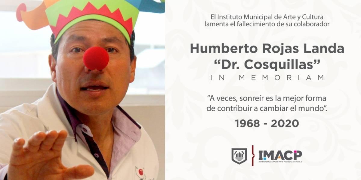 Muere en asalto 'Dr. Cosquillas'; su misión era hacer reír a niños enfermos