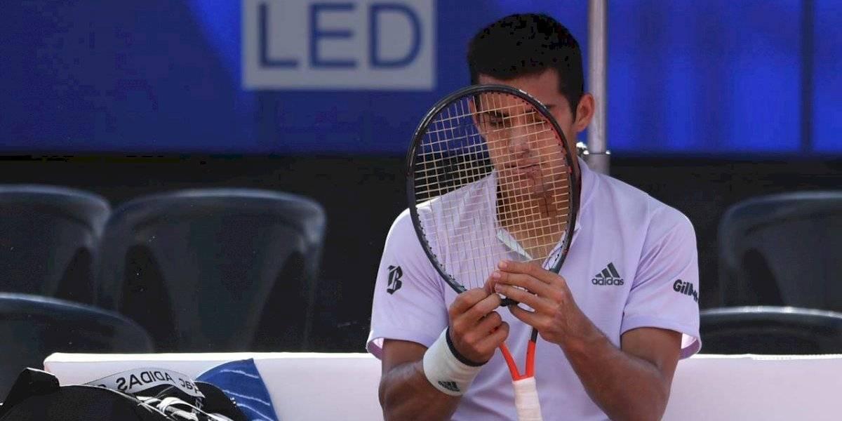 Cristian Garin ya tiene rival para su debut en la edición 2020 del ATP 250 de Buenos Aires