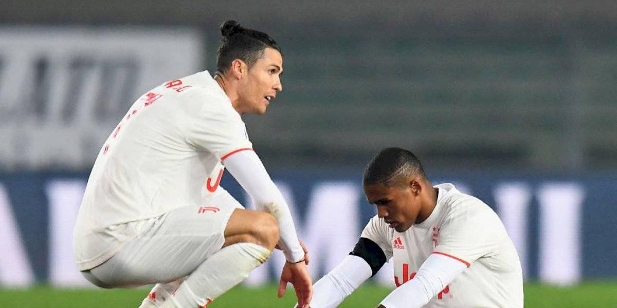 Juventus pierde ante Hellas Verona y le da una mano al Inter de Milán de Alexis Sánchez