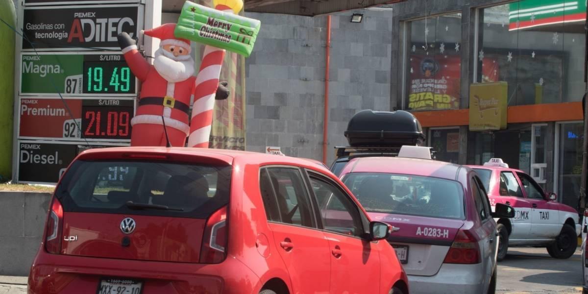 Retiro de estímulo a gasolina pega al bolsillo de millones de mexicanos: Rocha Cantú