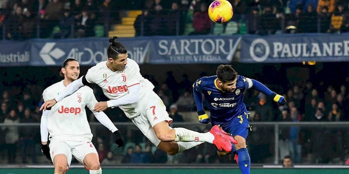 Juventus cae ante Verona y compromete el liderato de la Serie A