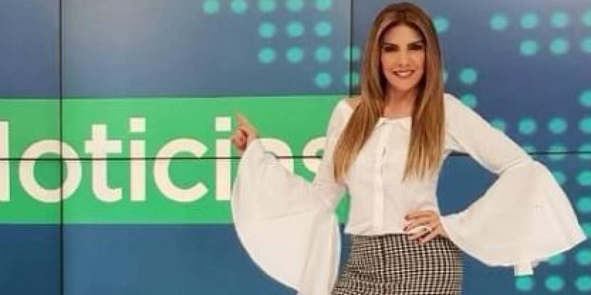 Fuertes críticas a Ana Karina Soto por tener a empleada trabajando