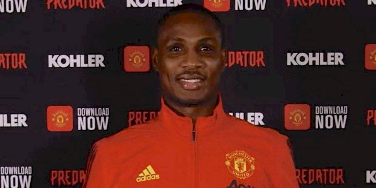 Ighalo no estará en campamento del Manchester United por coronavirus