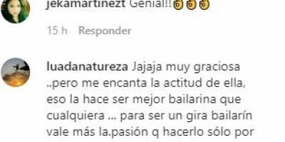 Burlas a Catalina Gómez por intentar bailar champeta en Día a Día
