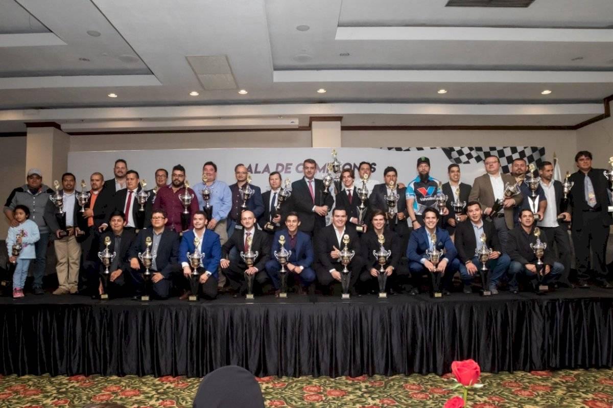 Premiación del Automovilismo 2019