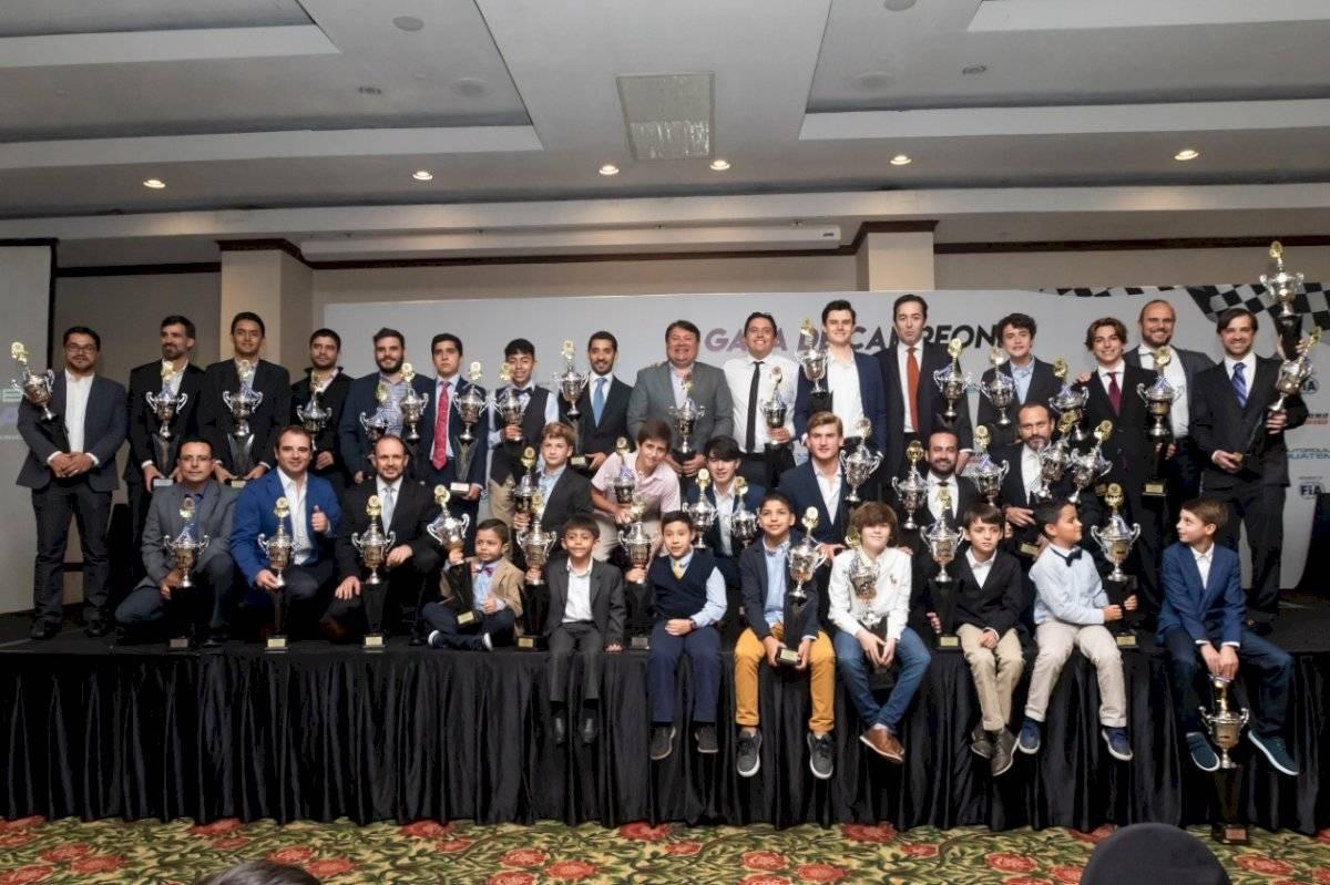 Premiación del Karting 2019