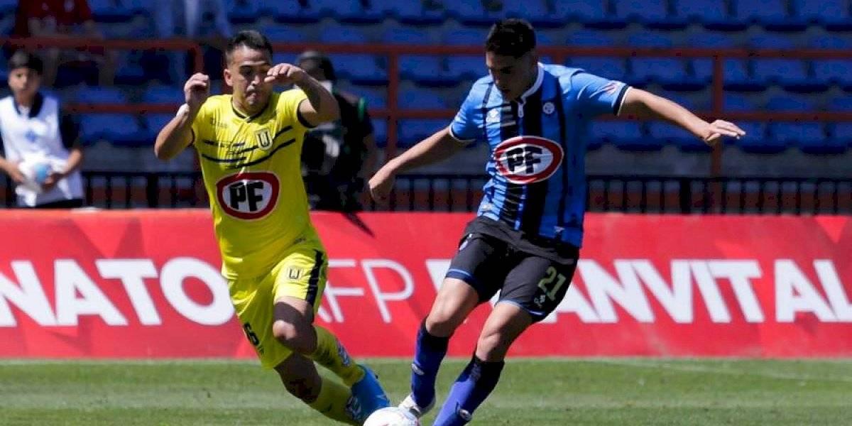 Huachipato y Universidad de Concepción no se sacaron ventajas en Talcahuano por el Campeonato Nacional