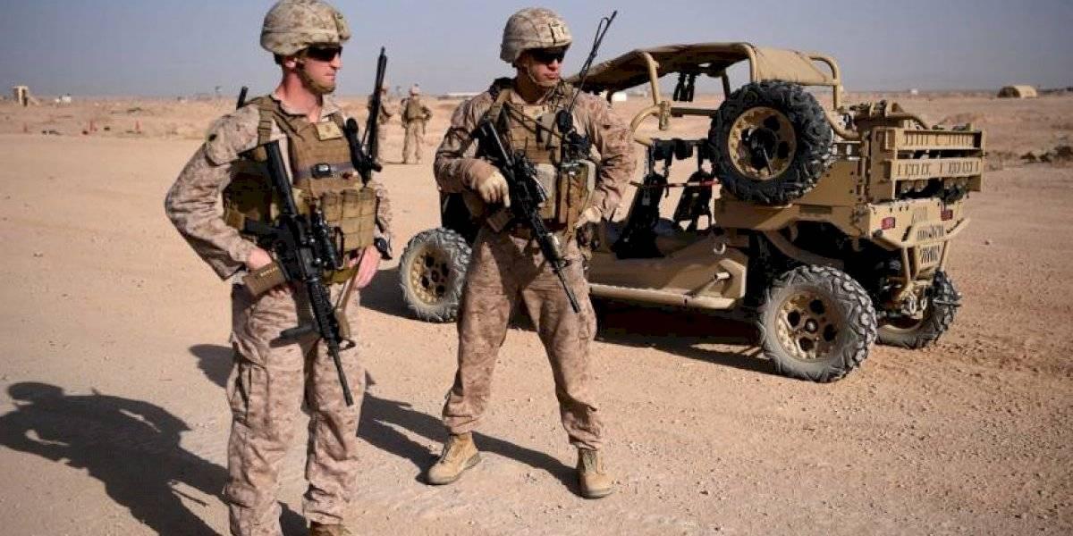 Varios muertos en ataque a fuerzas de EEUU en Afganistán
