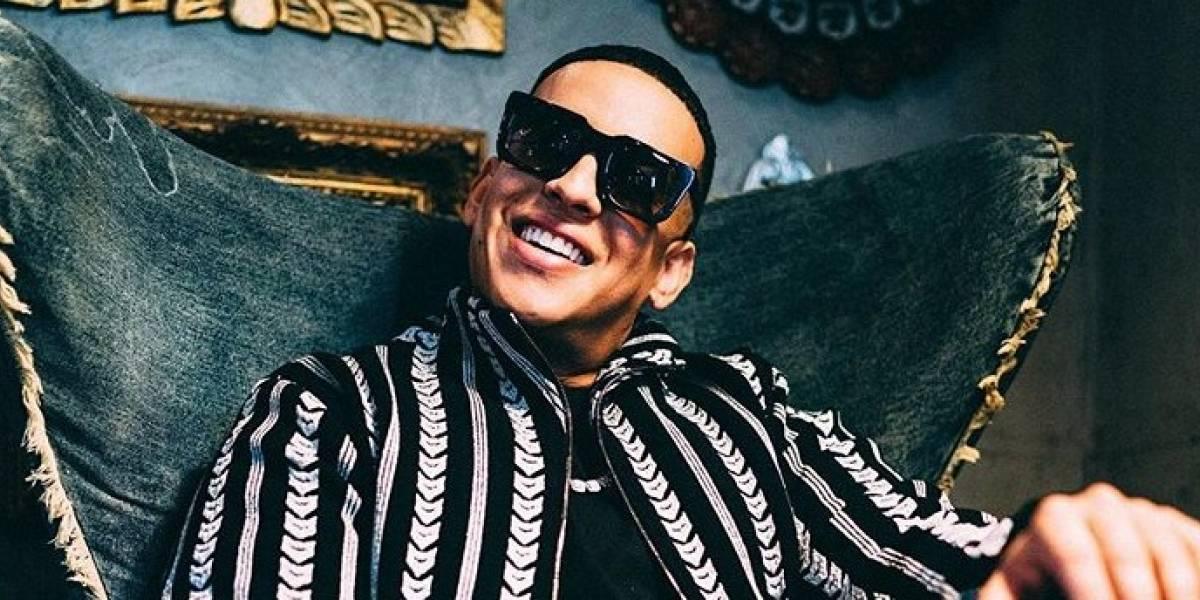"""""""Con calma"""" de Daddy Yankee supera 2 mil millones de reproducciones en YouTube"""