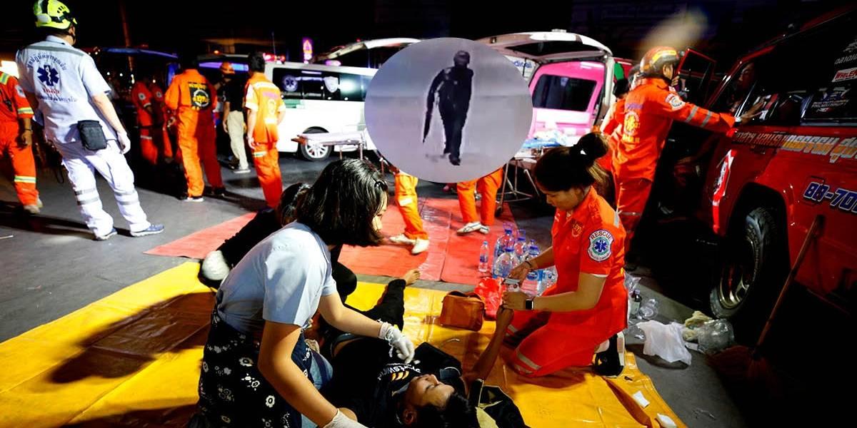 Tailandia: graban momento en que soldado mata a 20 personas en centro comercial