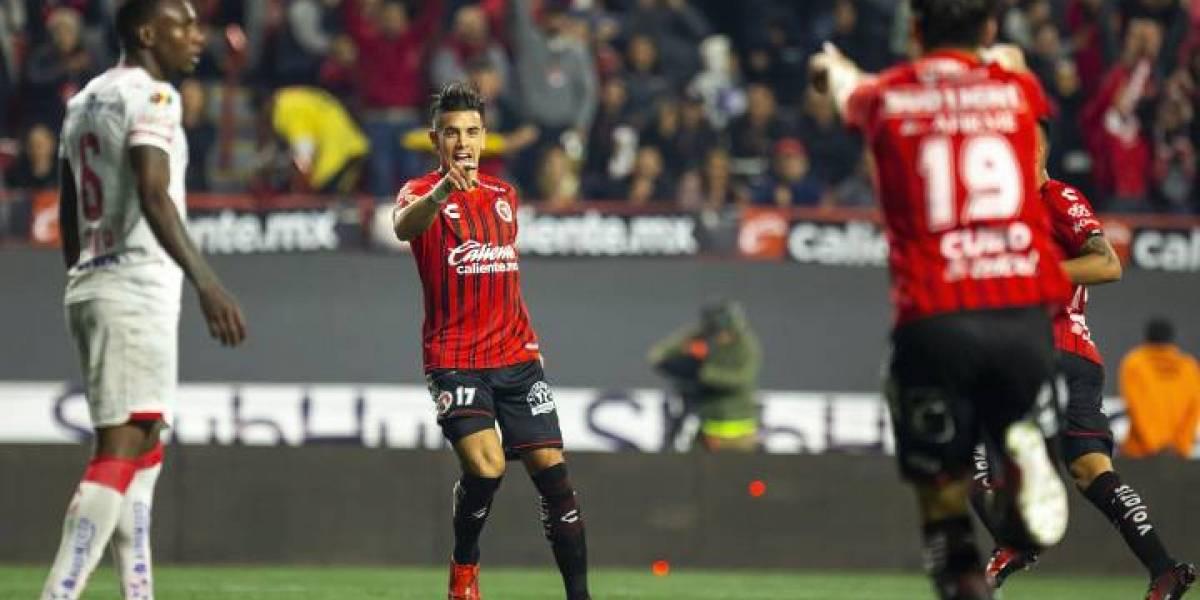 Tijuana contra Toluca: Así quedan en la tabla de la Liga MX