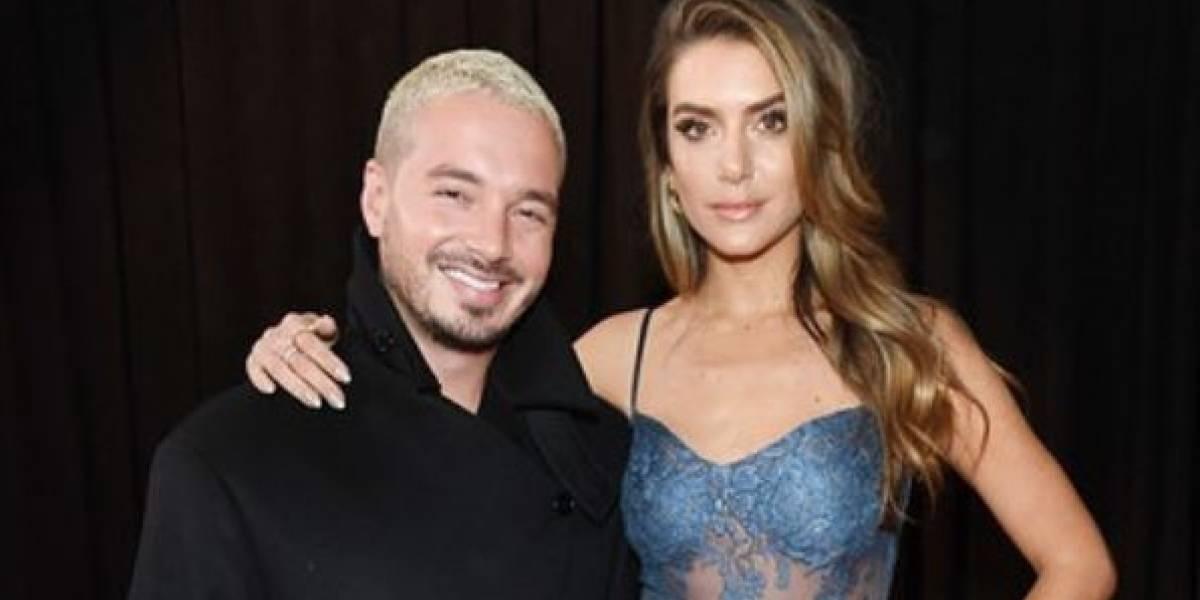 Modelo Valentina Ferrer confirma que su relación con J Balvin terminó
