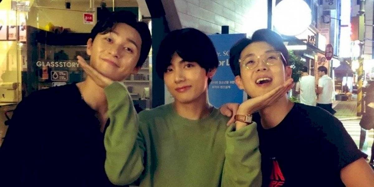 Actor coreano recibe apoyo para el Óscar de los 'Wooga' integrado por V de BTS