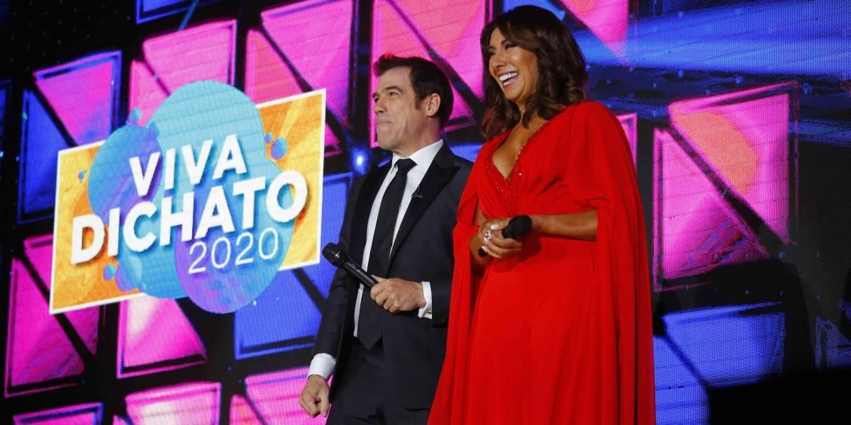 Debut de Carmen Gloria Arroyo y Álvaro Escobar genera diferentes comentarios en redes sociales