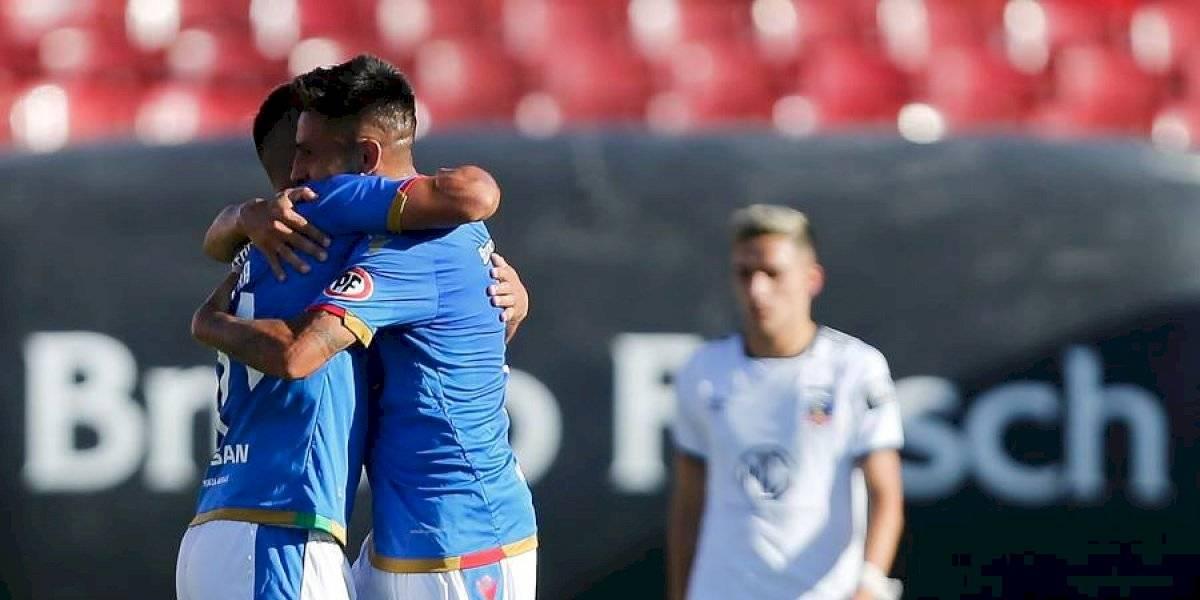 La reacción no alcanza: tras un pálido primer tiempo, Colo Colo pierde 2-1 ante Audax Italiano