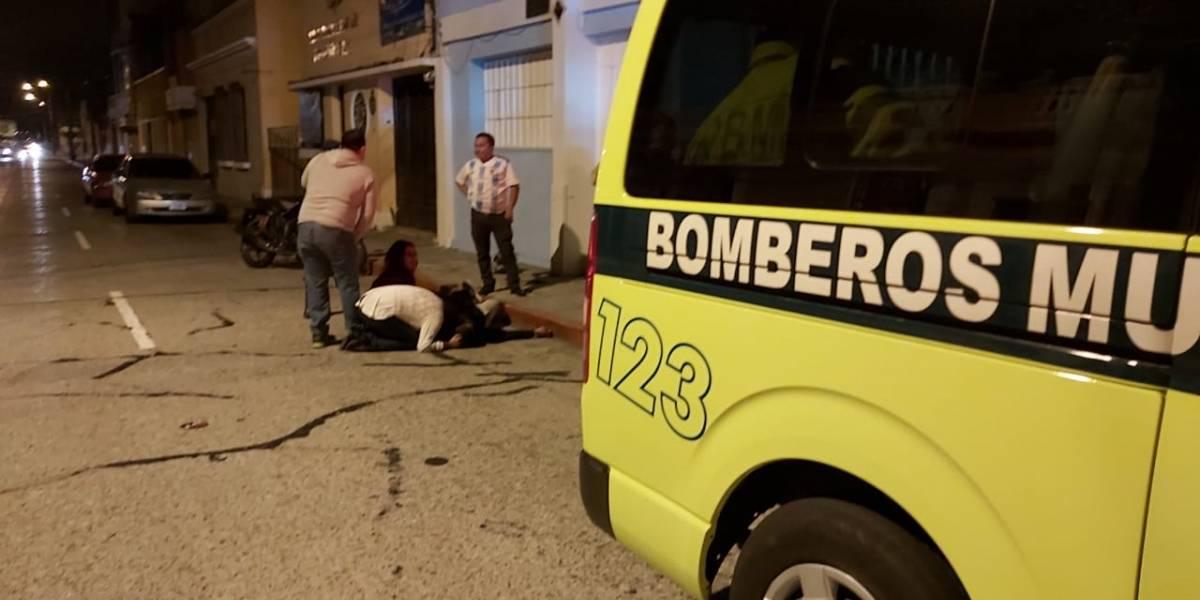 Balacera deja un muerto y un herido en extremo de buses de Tierra Nueva