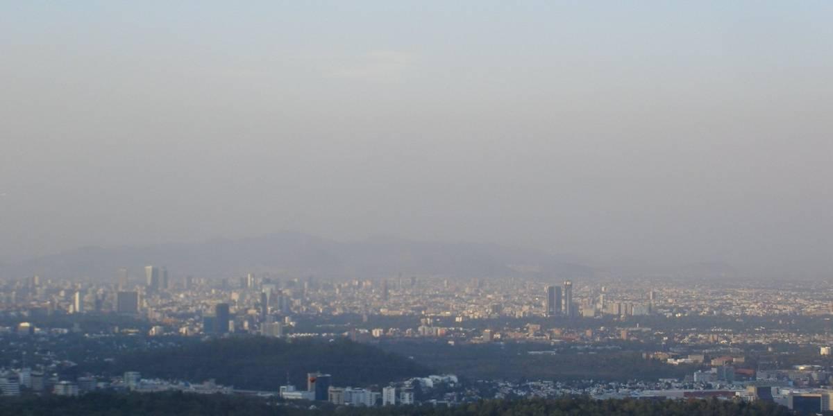 Calidad del aire en CDMX y Edomex: 9 de febrero de 2020