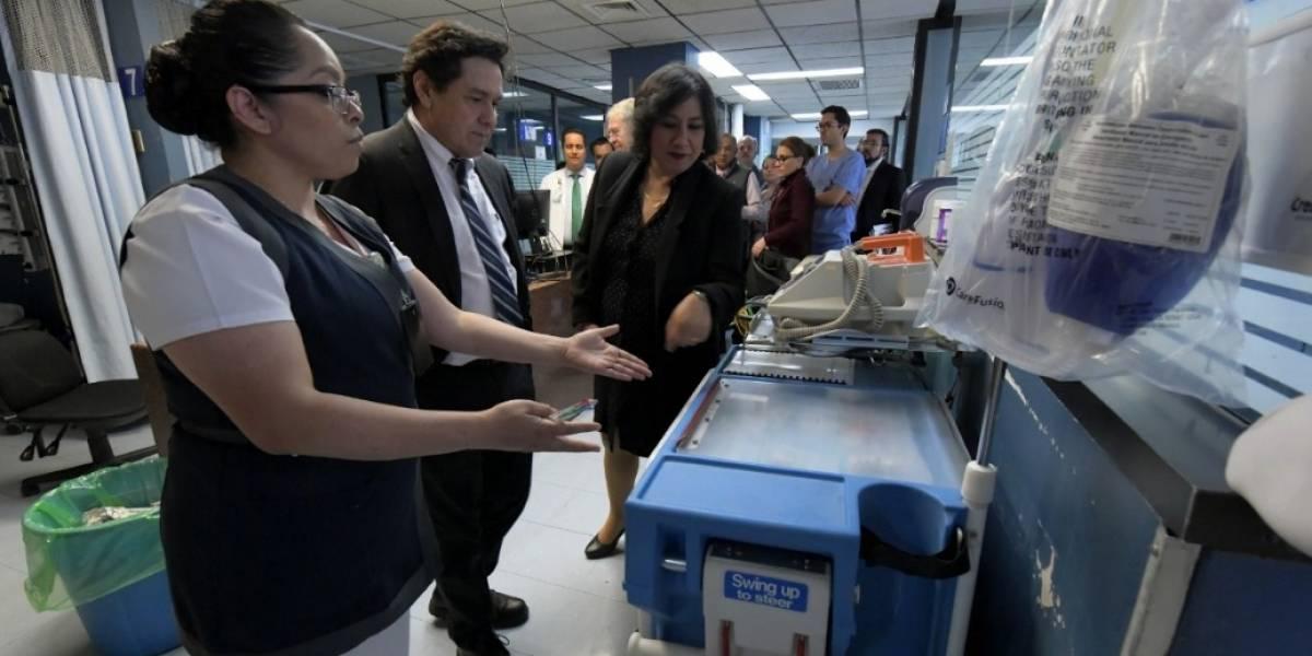 SSa y SFP visitarán hospitales e institutos de especialidad