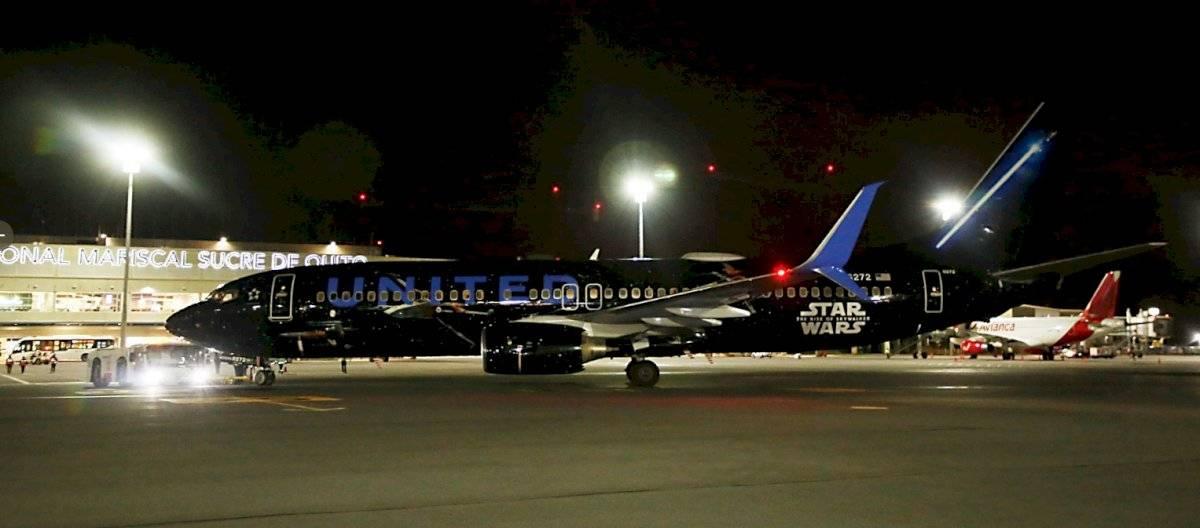 Avión Star Wars