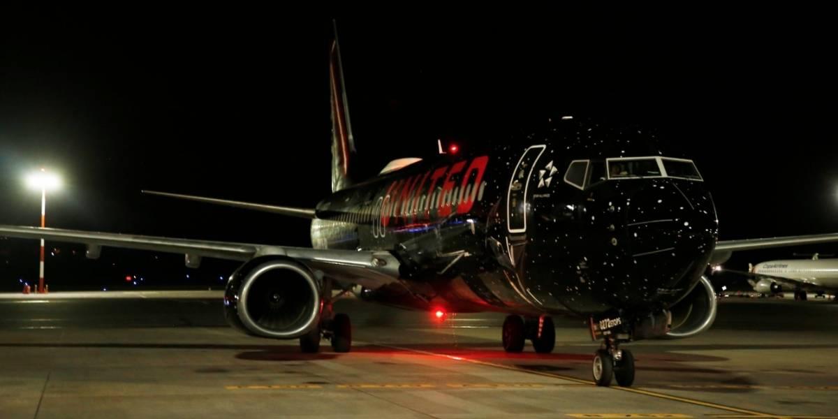 ¿Qué hace en el aeropuerto de Quito un avión inspirado en Star Wars?