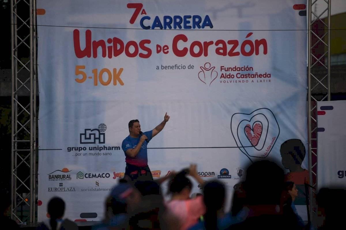 Foto Edwin Bercián | Una clase de zumba fue parte antes del inicio del evento