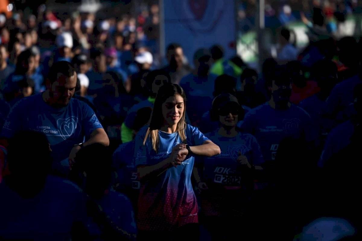 Foto Edwin Bercián | Las mujeres también fueron parte importante en el evento al igual que los hombres