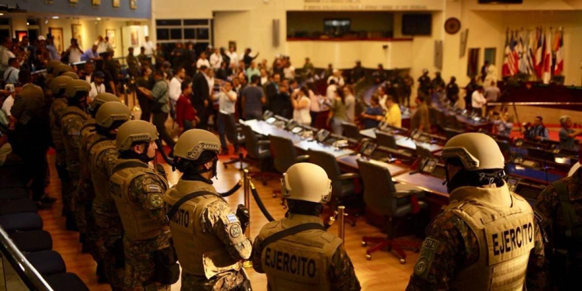 Llaman a que prevalezca el diálogo e independencia de poderes en El Salvador